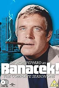 Banacek (1972) Poster - TV Show Forum, Cast, Reviews