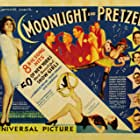 Mary Brian, Leo Carrillo, Bernice Claire, Jack Denny, Lillian Miles, and Roger Pryor in Moonlight and Pretzels (1933)