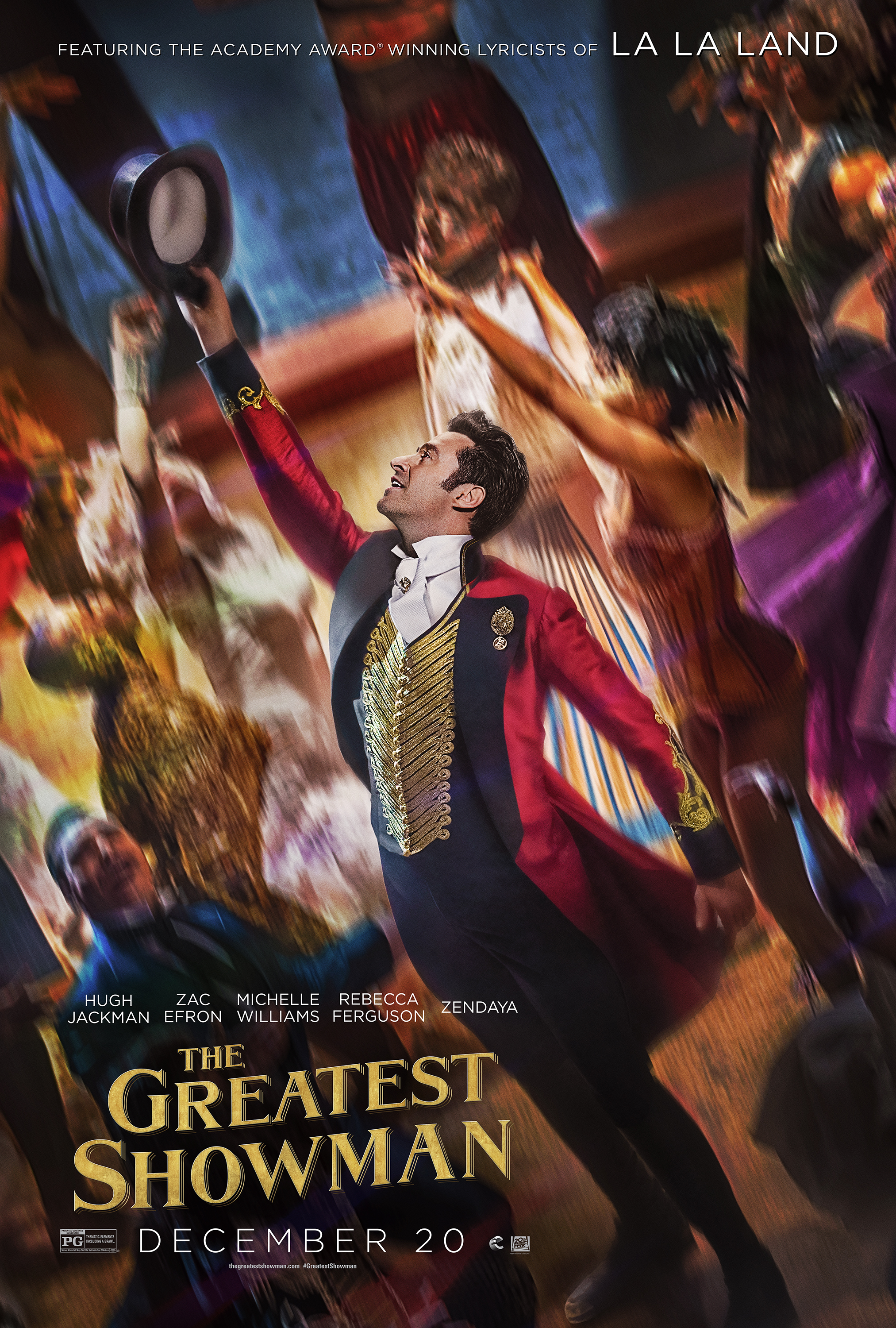 the greatest showman full movie hd مترجم