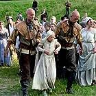 Pernille Kaae Høier, Jesper Erichsen, and Jacob Erichsen in Oskar & Josefine (2005)