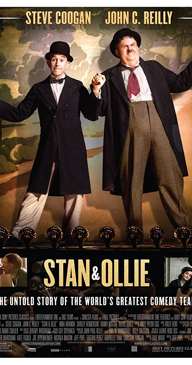 Watch Full HD Movie Stan & Ollie (2018)