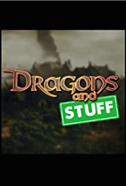 Dragons and Stuff Poster