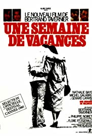 Une semaine de vacances (1980) Poster - Movie Forum, Cast, Reviews