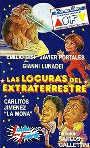 Watch latest comedy movies Las locuras del extraterrestre by [movie]