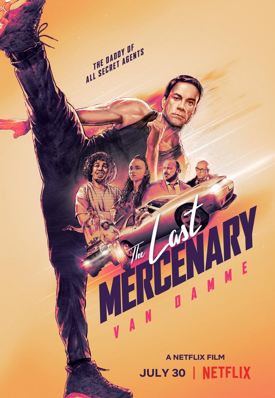 უკანასკნელი დაქირავებული მკვლელი / Ukanaskneli Daqiravebuli Mkvleli / The Last Mercenary