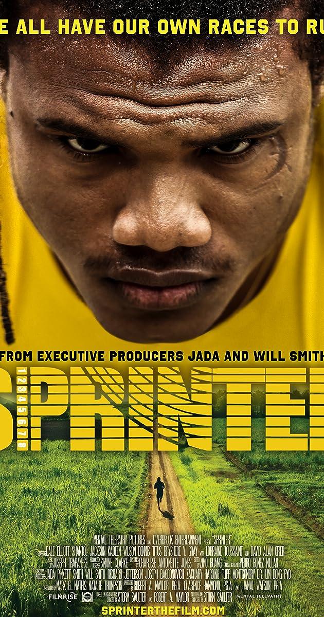 Subtitle of Sprinter