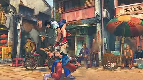 Street Fighter IV: Sakura