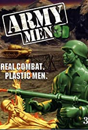 Army Men 3D Poster