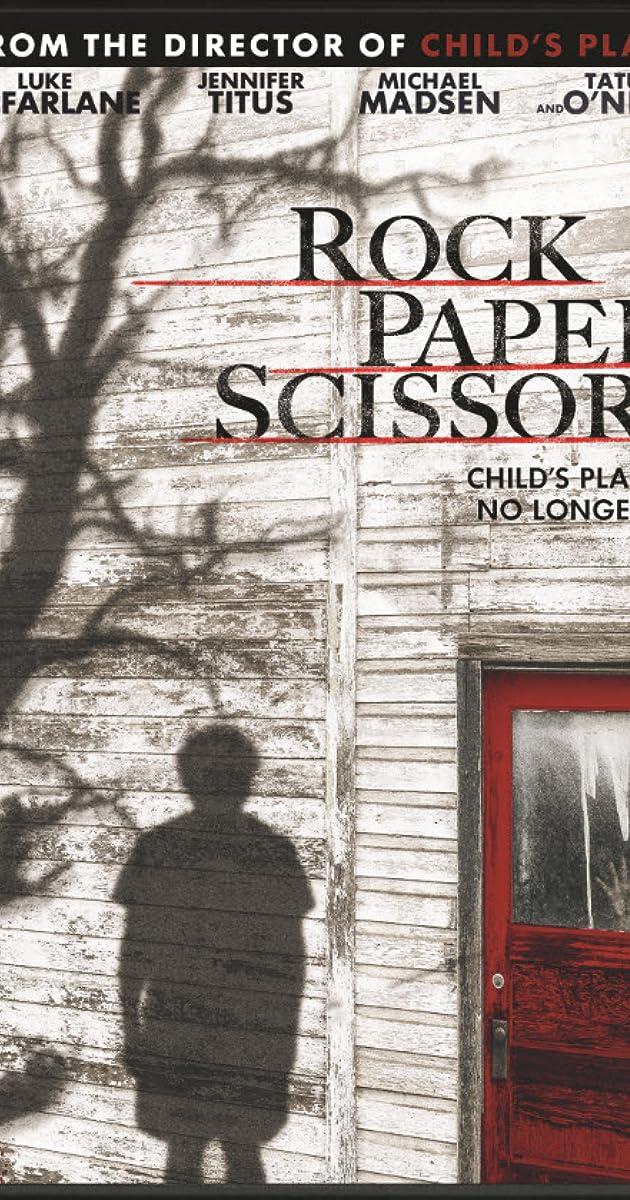 Rock Paper Scissors 2017 Imdb