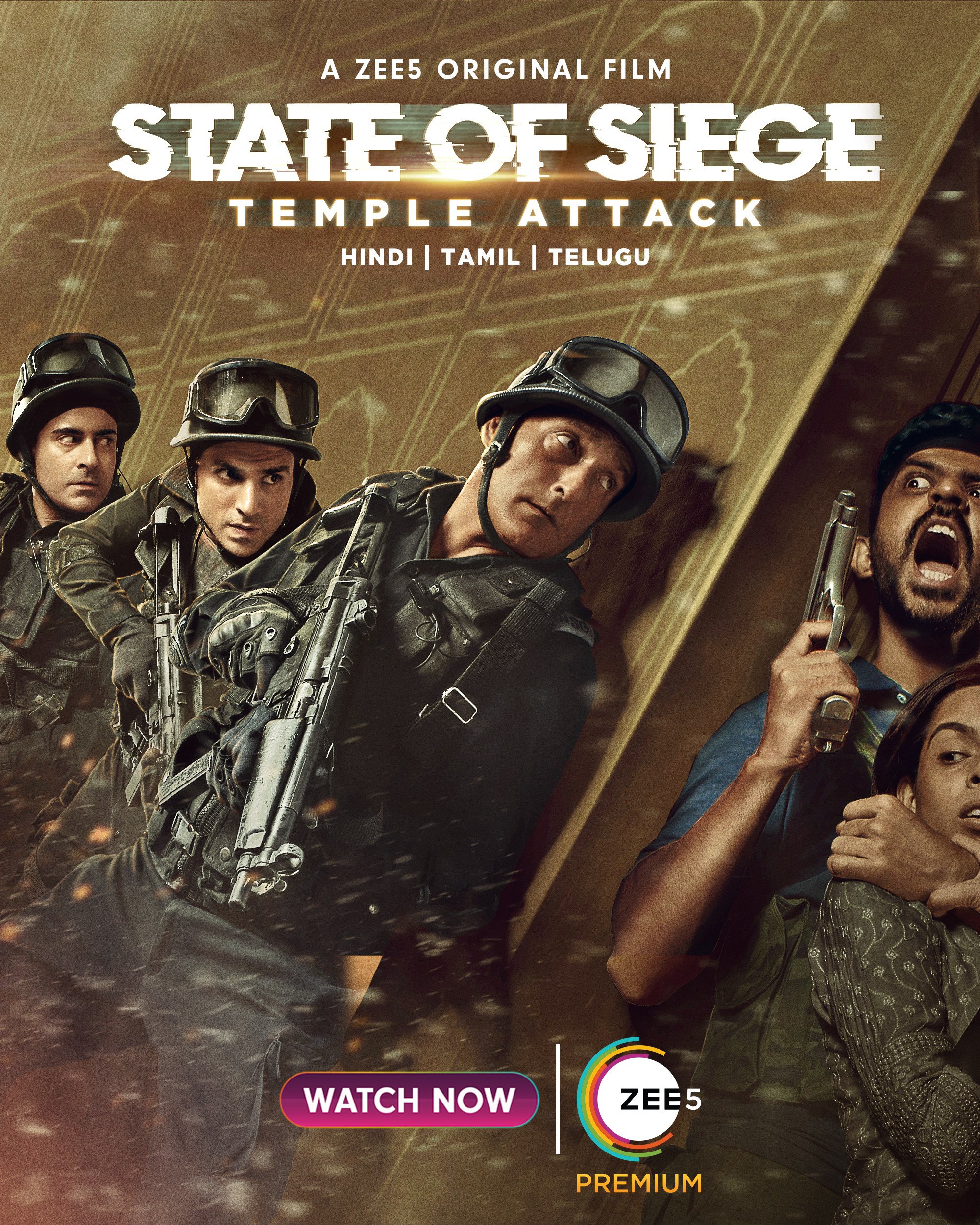 Free Download State of Siege: Temple Attack Full Movie