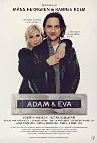 Björn Kjellman and Josefin Nilsson in Adam & Eva (1997)