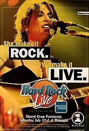 Hard Rock Live Poster