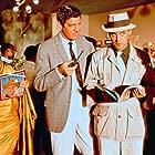 Paul Hubschmid and Horst Frank in Die Diamantenhölle am Mekong (1964)