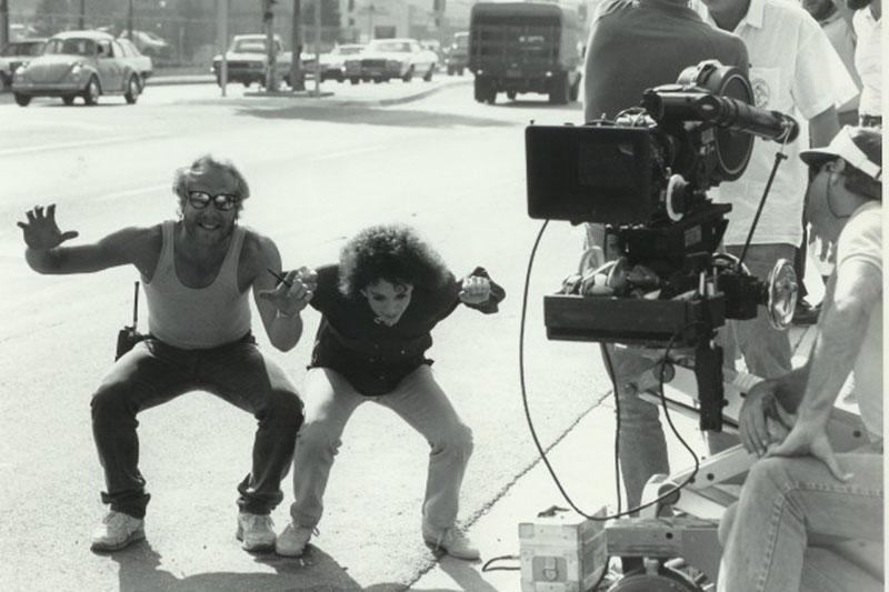 Stepfanie Kramer in Hunter (1984)