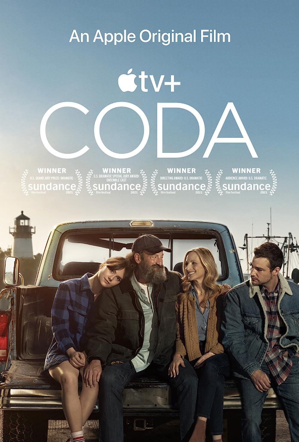 CODA (2021) Hindi Dubbed [Unofficial] 720p HDRip 1GB Download