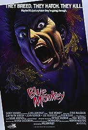 Blue Monkey(1987) Poster - Movie Forum, Cast, Reviews