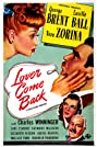Lover Come Back (1946) Poster