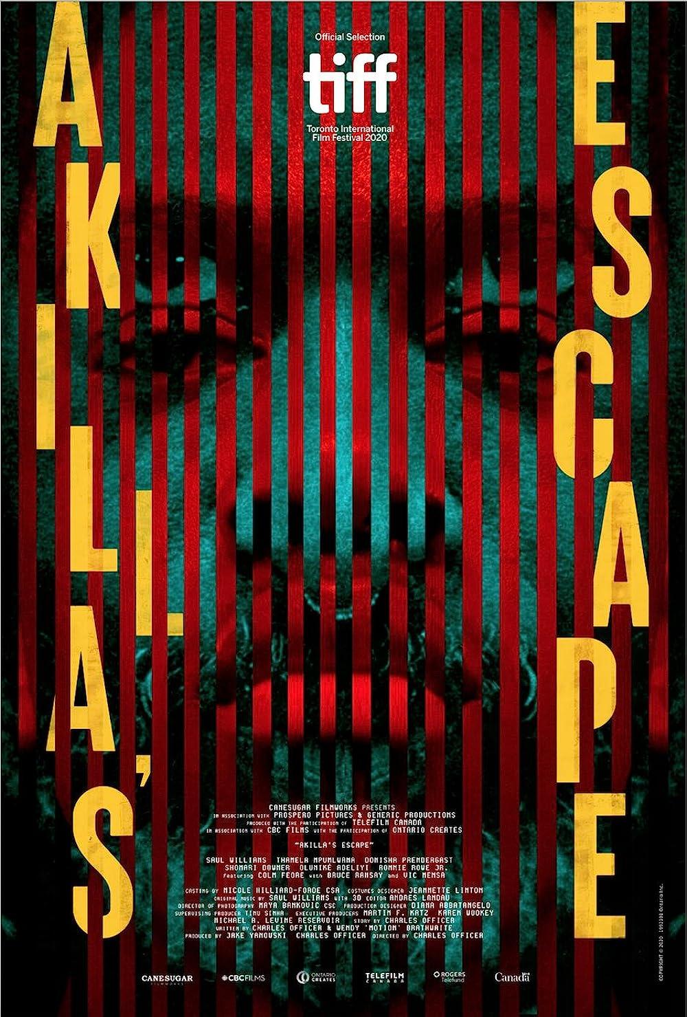 Akillas Escape (2020) Telugu Dubbed (Voice Over) & English [Dual Audio] WebRip 720p [1XBET]