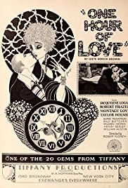 One Hour of Love Poster