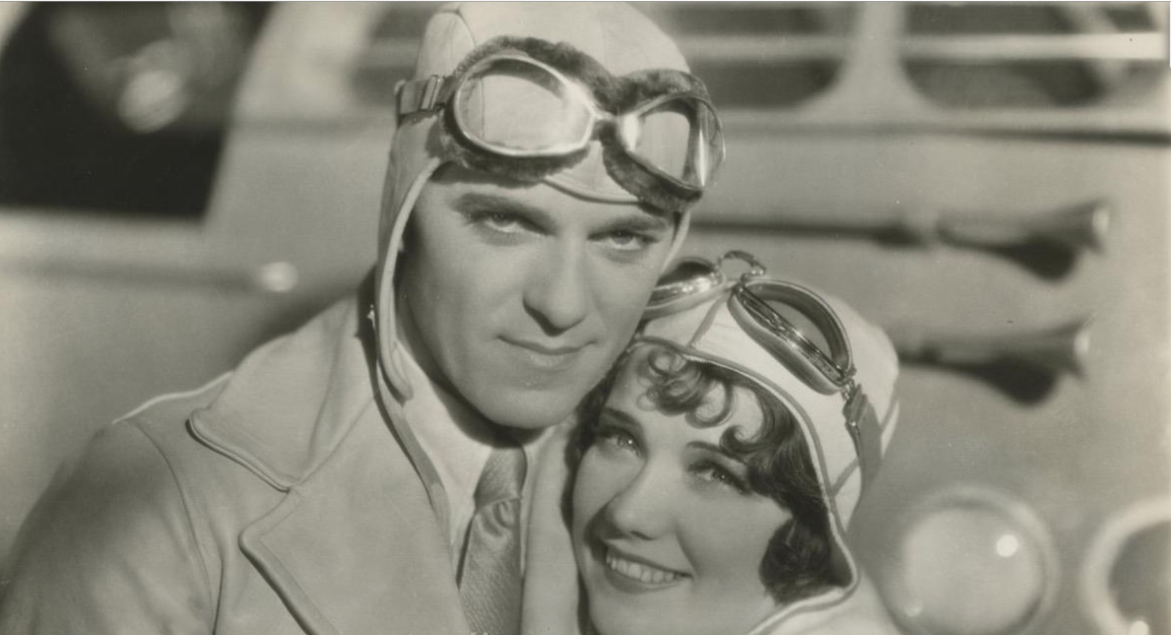 Bernice Claire and Alexander Gray in No, No, Nanette (1930)