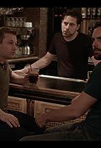 Bar Crossed Lovers