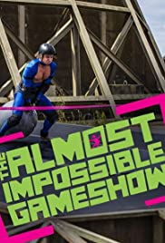 The Almost Impossible Gameshow Poster