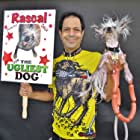 Dane Andrew and Rascal the Ugliest Dog in Good Morning America Weekend Edition (1993)