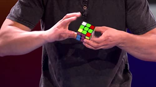 Superhuman: Anthony Must Solve 10 Rubik's Cubes In Two Minutes