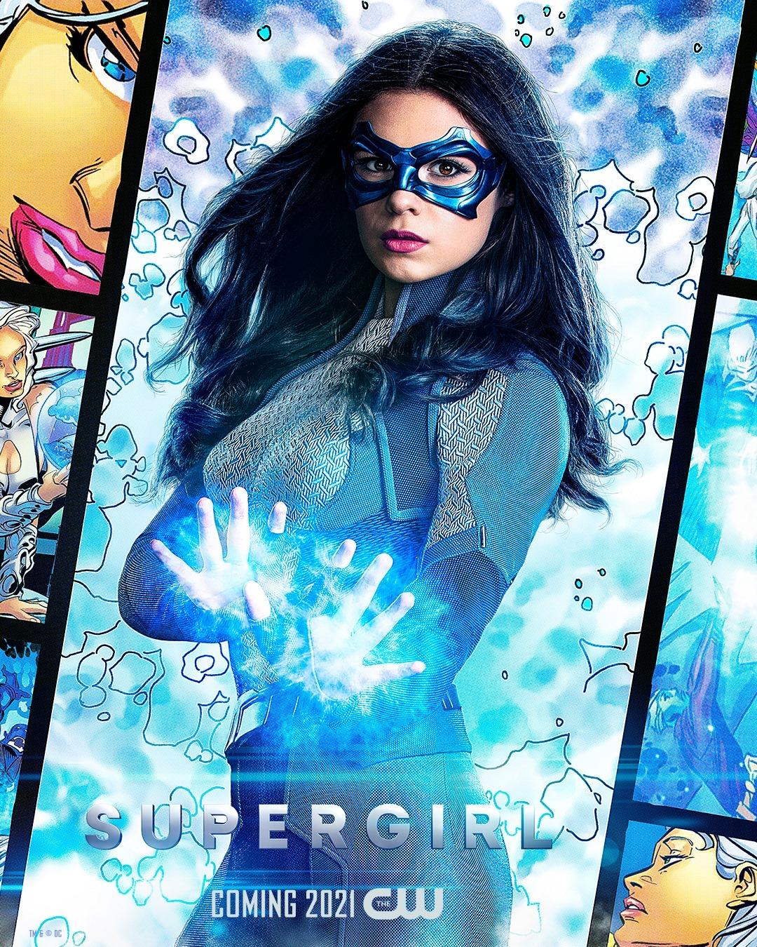 Nicole Maines in Supergirl (2015)