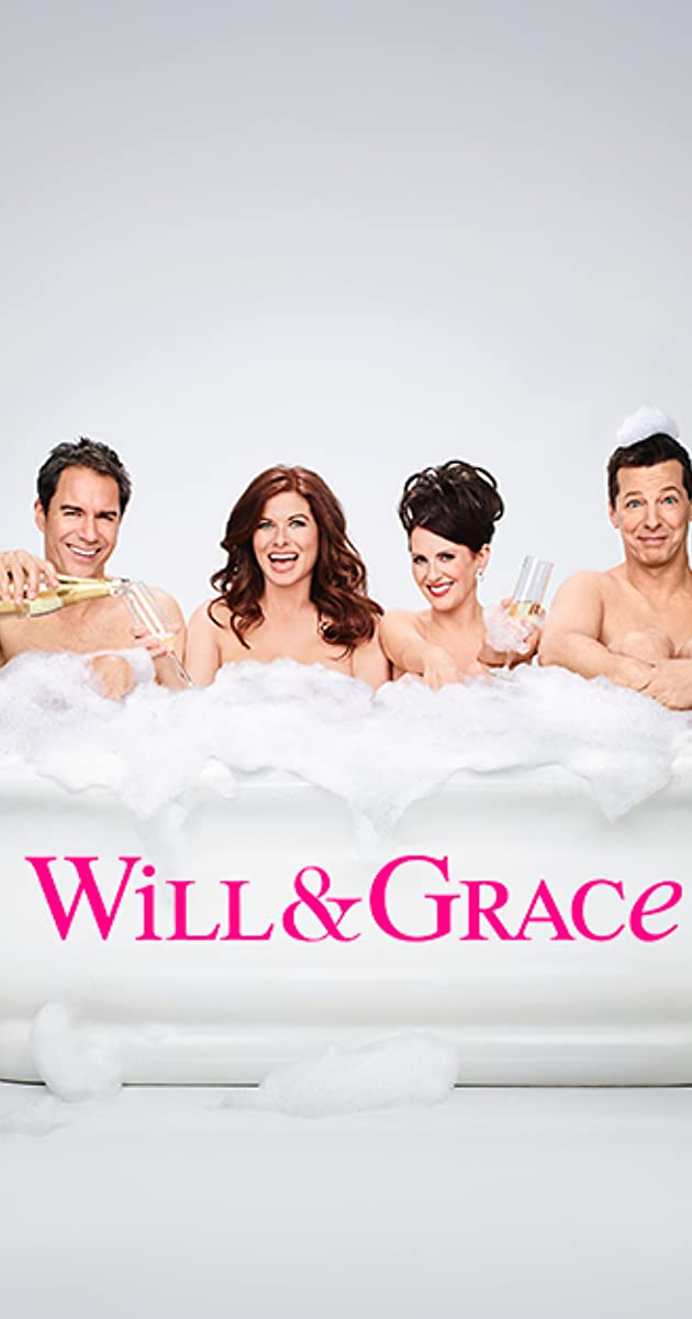 Will Grace TV Series 1998
