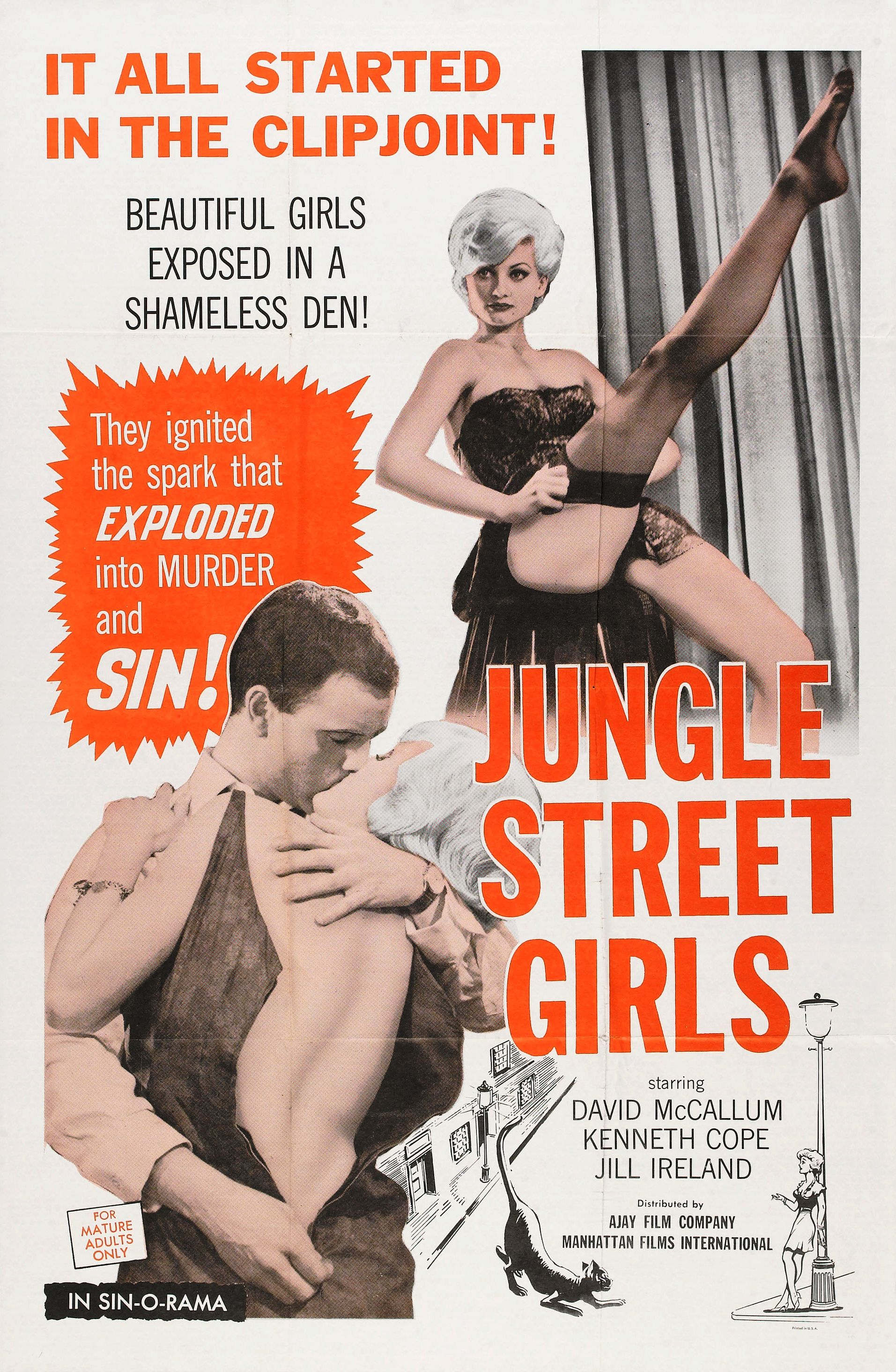 Image result for jungle street girls poster