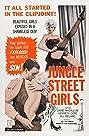 Jungle Street Girls (1960) Poster
