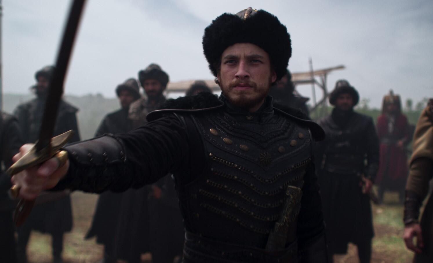 Cem Yigit Uzümoglu in Rise of Empires: Ottoman (2020)