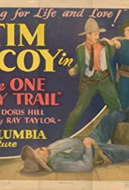The One Way Trail Poster