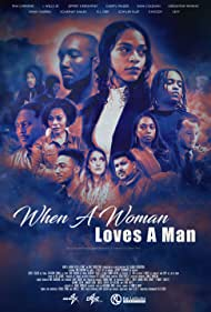 R.J. Orr, J. Wells Jr., Dani Coleman, Cheryl Frazier, Schyler Tillett, Kourtney Shales, Jeffrey Creightney, TinaChristine, and Creighton Thomas in When a Woman Loves a Man (2019)