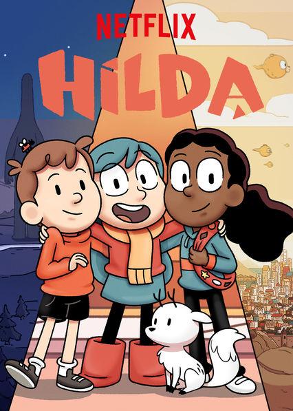 Hilda (TV Series 2018–2020) - IMDb
