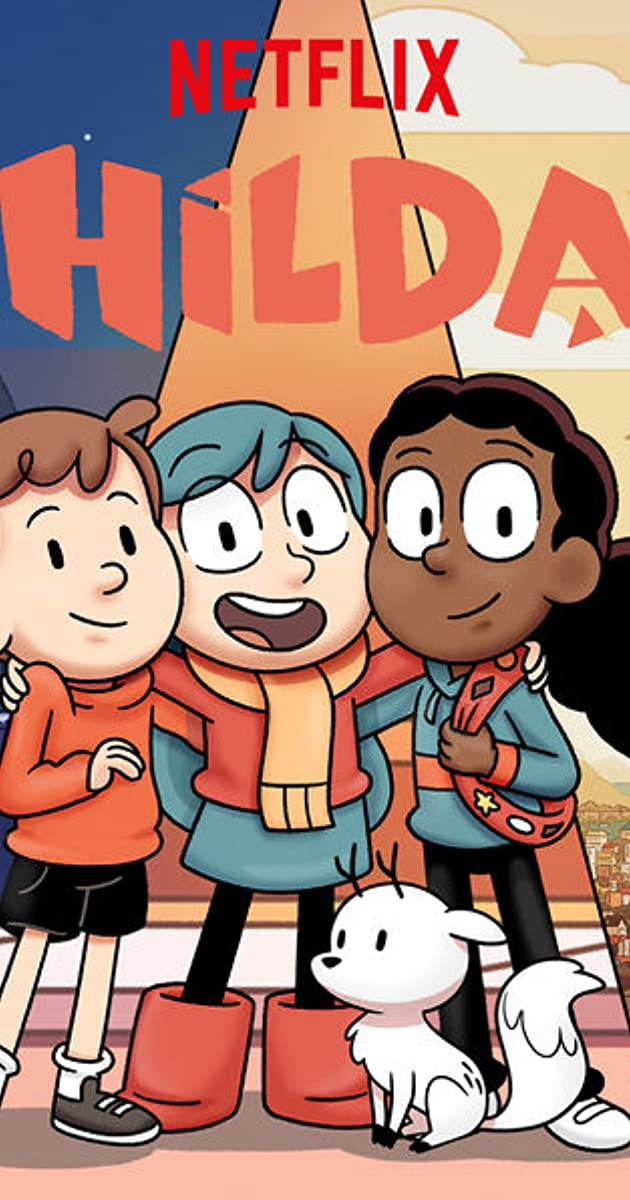 Hilda TV Series 2018–2020 IMDb