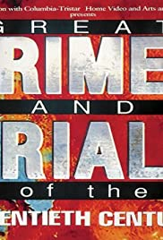 Great Crimes and Trials Poster