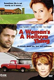 A Woman's a Helluva Thing Poster