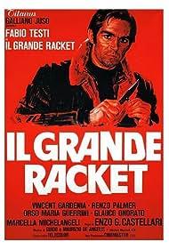 Fabio Testi in Il grande racket (1976)