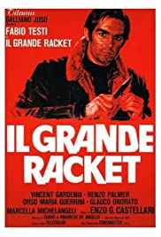 Il grande racket (1976) Poster - Movie Forum, Cast, Reviews