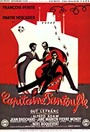 Capitaine Pantoufle Poster