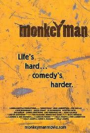 Monkey Man Poster