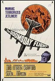 The Doomsday Flight (1966) Poster - Movie Forum, Cast, Reviews