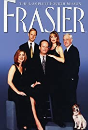 Frasier: Analyzing the Laughter Poster