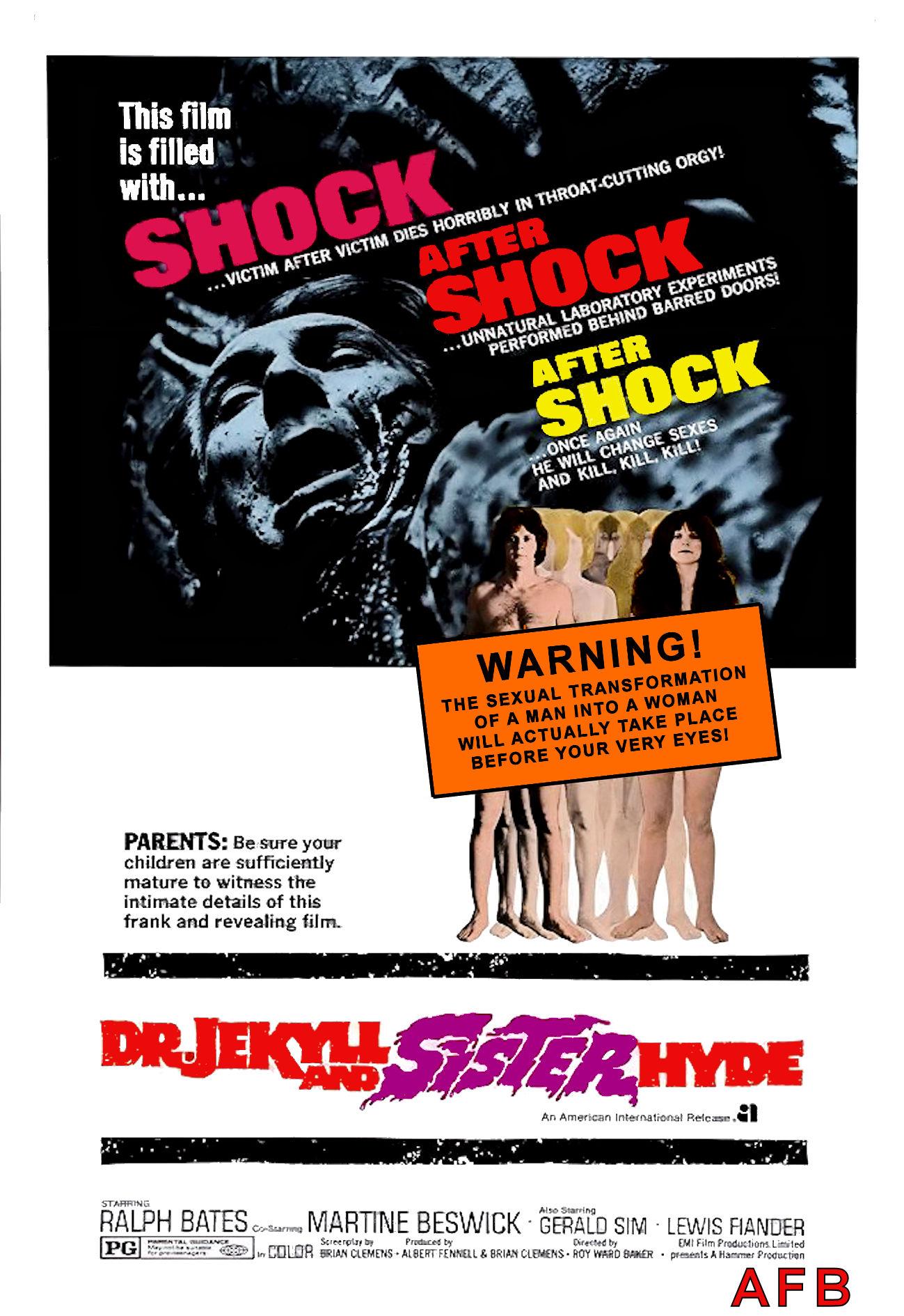 Dr Jekyll & Sister Hyde (1971) - IMDb