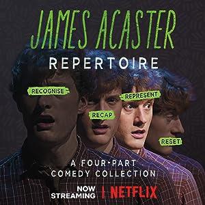 Where to stream James Acaster: Repertoire