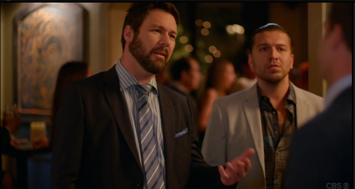 Jon Dore, Kyle Bornheimer, and Johnny Kostrey in Angel from Hell (2016)