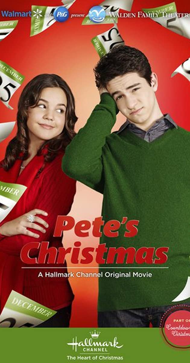 Subtitle of Pete's Christmas