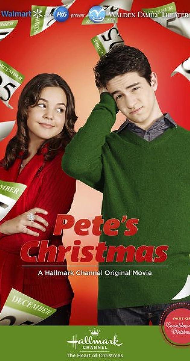 Pete's Christmas (TV Movie 2013) - IMDb